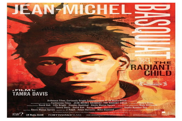 NOWNESS & Arthouse Films Present Jean-Michel Basquiat: The Radiant Child