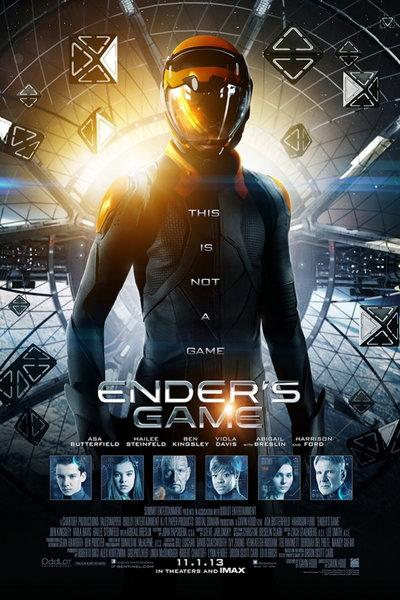 Ender's Game - Trailer 1