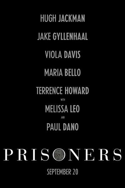 Watch Prisoners Online