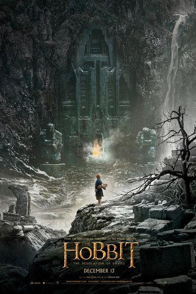 The Hobbit: The Desolation of Smaug - Trailer 1