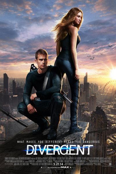 Divergent - Trailer 1