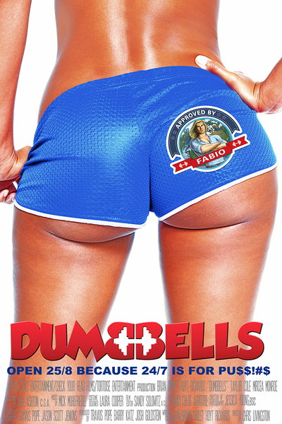 Dumbbells - Exclusive Red Band Trailer