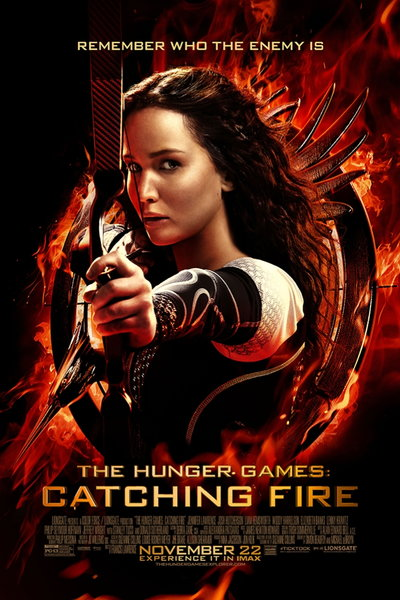 The Hunger Games: Catching Fire - Trailer 4
