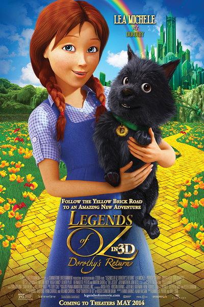 Legends of Oz: Dorothy´s Return - Trailer 1