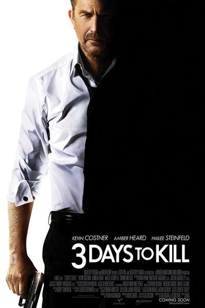 3 Days to Kill - Trailer 1