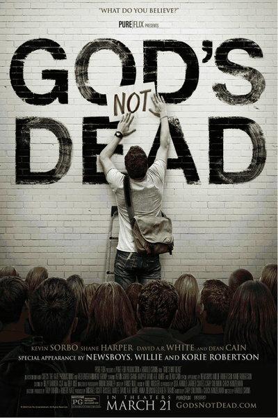 God´s Not Dead - Trailer 1