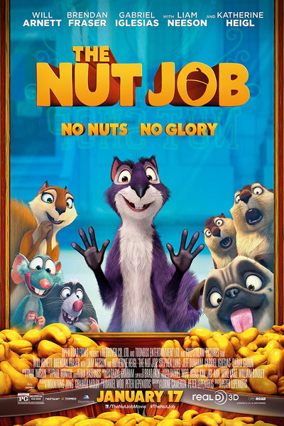 The Nut Job - Clip - What'd You Have for Breakfast?