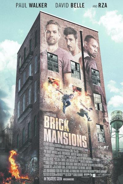 Brick Mansions - Trailer 1