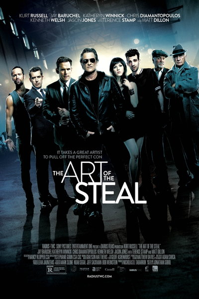 The Art of the Steal - Trailer 1