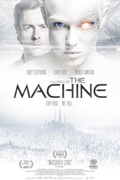 The Machine - Trailer 1