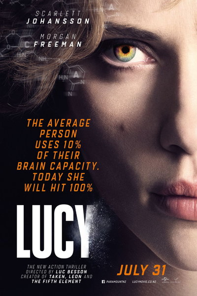 Lucy - Trailer 1