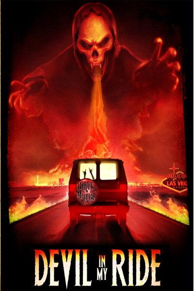 Devil in My Ride - Trailer 1