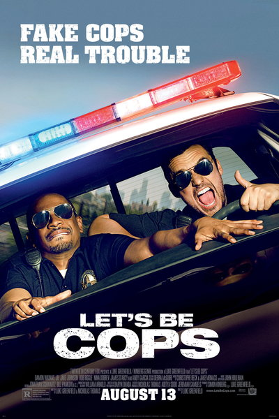Let's Be Cops - Trailer 1