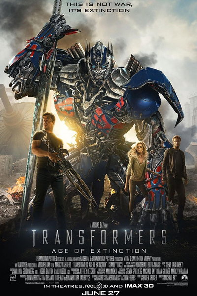 Transformers: Age of Extinction - Trailer 3