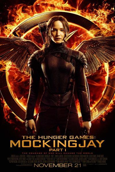 The Hunger Games: Mockingjay, Part 1 - Trailer 1