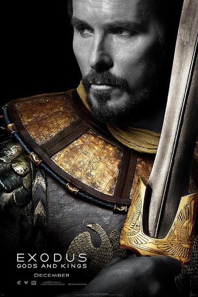 Exodus: Gods and Kings - Trailer 1