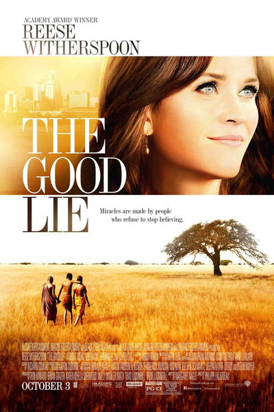 The Good Lie - Clip - Was Your Father a Chief?