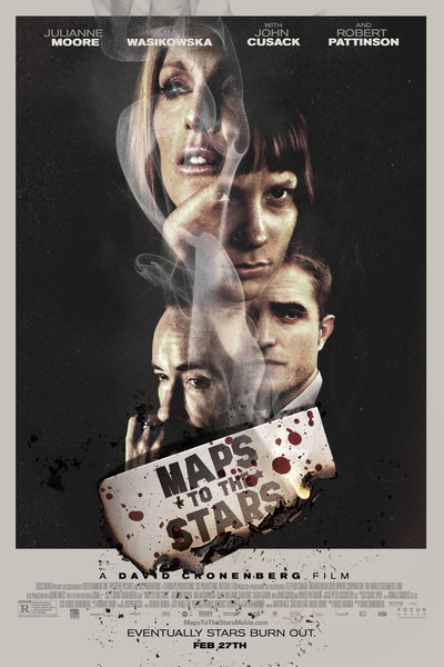 Maps to the Stars - Red Band Trailer