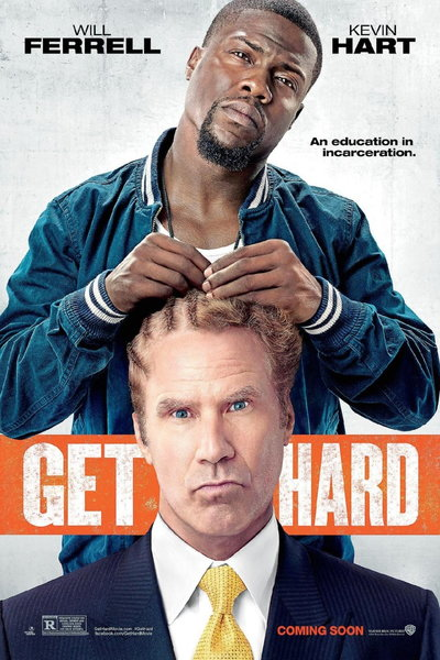Get Hard - Clip - Rules of the Yard