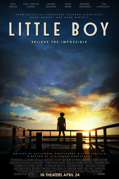 Little Boy - Clip - Idea of Faith