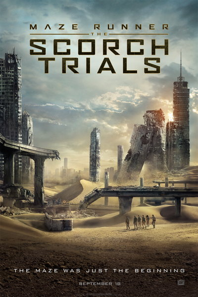 The Maze Runner: Scorch Trials - Clip - Surrounded