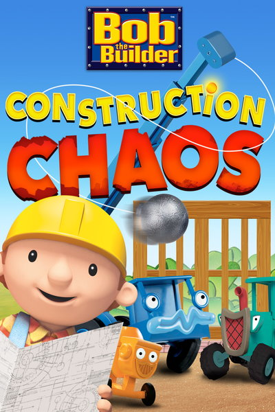 Watch Bob The Builder Construction Chaos Construction