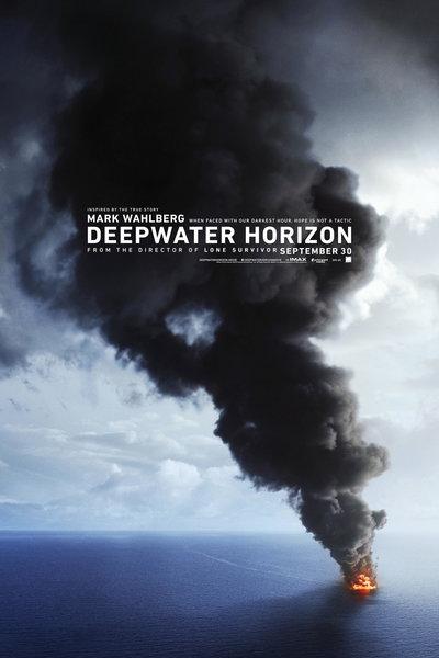 Deepwater Horizon - Trailer 1