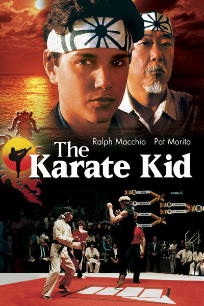 Movie in the Courtyard ~ The Karate Kid – 9/1/2017 @ 7:00 PM