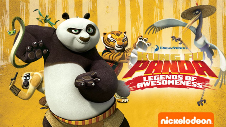 Kung Fu Panda: Legends of Awesomeness - The Secret Museum ...