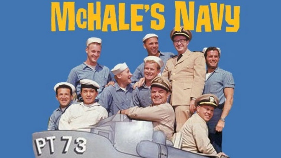 Image result for mchale's navy comedy