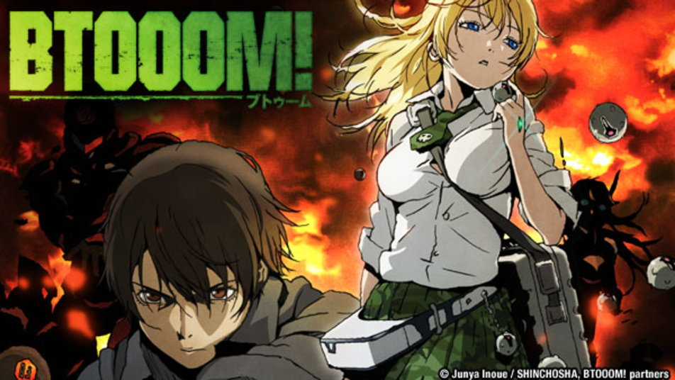 Watch BTOOOM! Online | Stream on Hulu