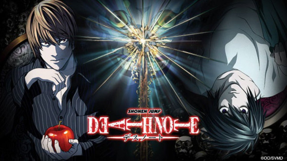 Watch Death Note Online At Hulu