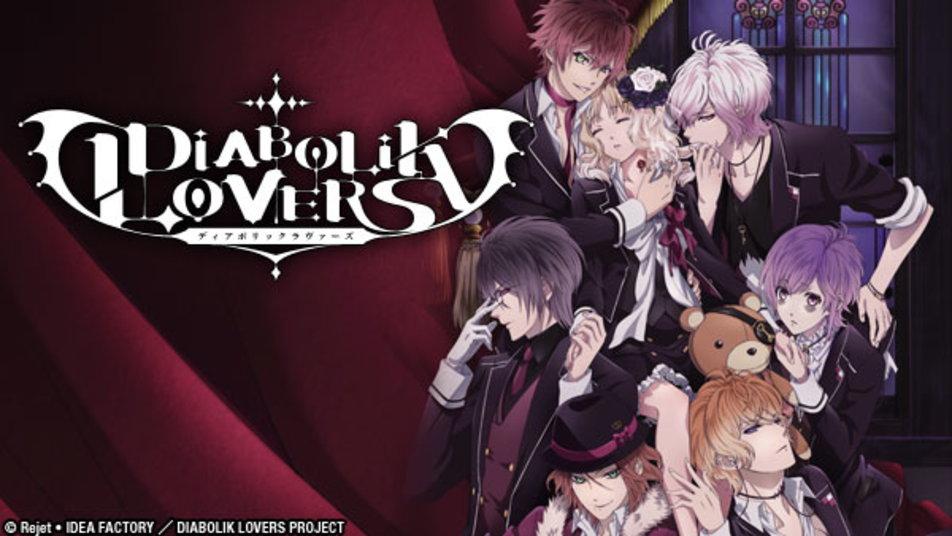 Diabolik Lovers Episode 9 Eng Dub