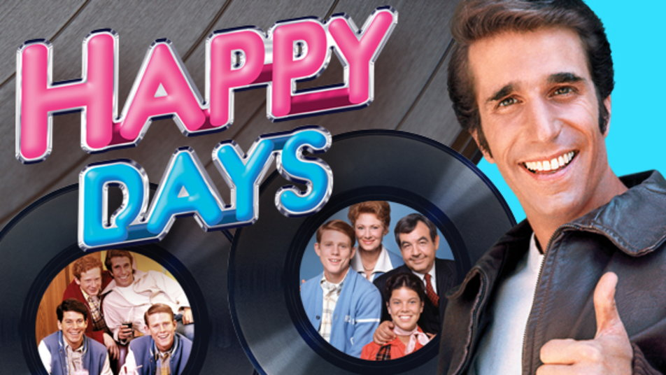 Image result for fonzie in happy days