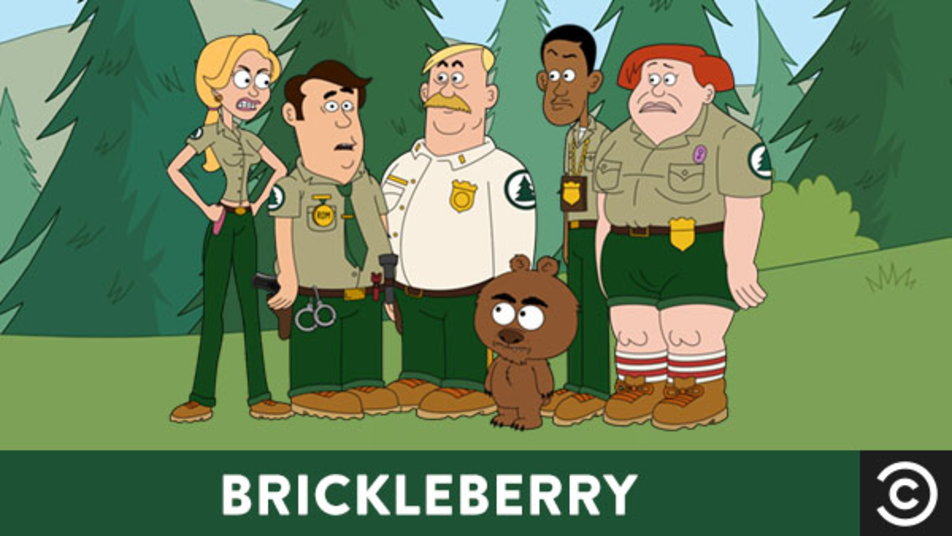 Brickleberry Online