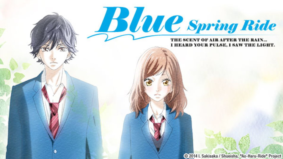 Watch Blue Spring Ride Online at Hulu