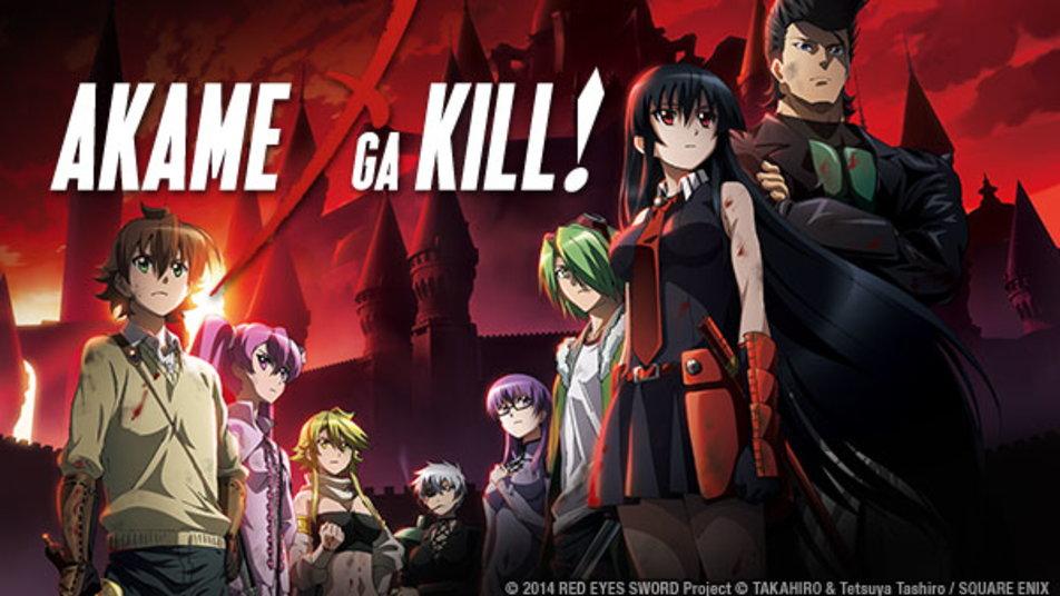Watch Akame Ga Kill Online At Hulu