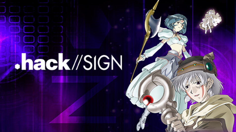 Watch .hack//SIGN Online at Hulu