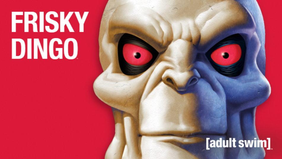 Watch Frisky Dingo Online at Hulu