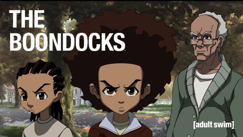 The boondocks free online