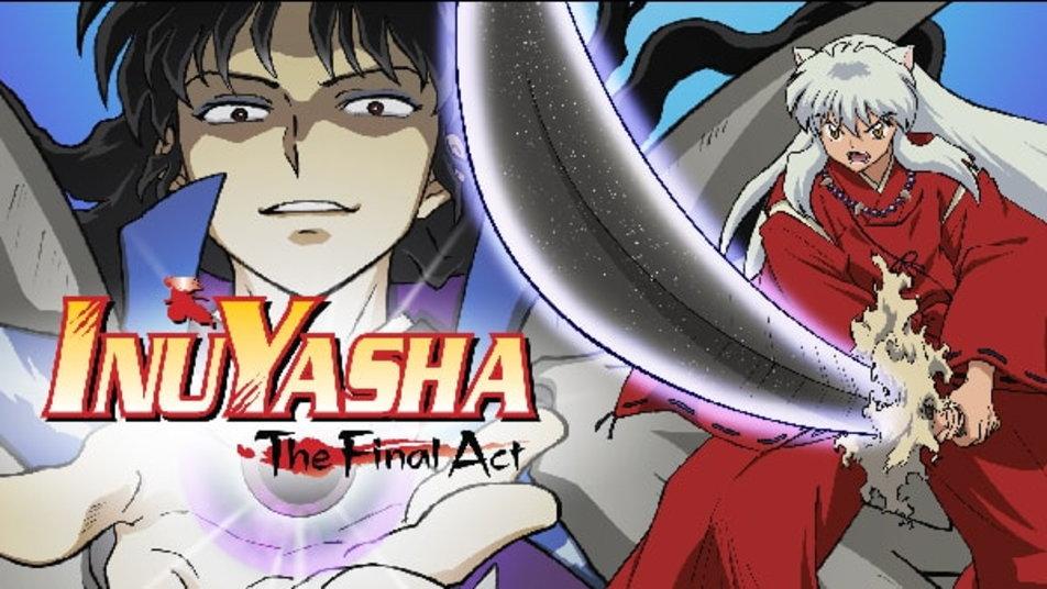 Download Inuyasha Final Act 14 Sub Indo