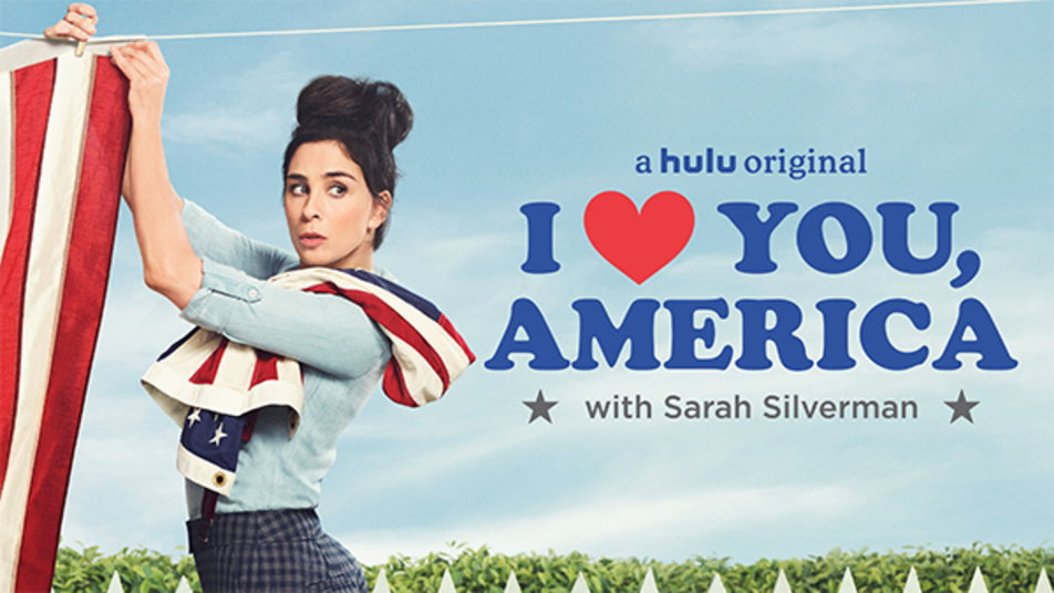 Sarah Silvermans Tongue-in-Cheek Political Campaign Ad Is
