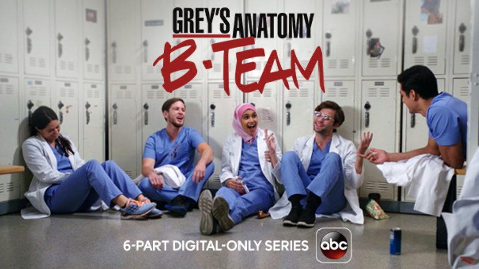 Watch Greys Anatomy B Team Online At Hulu
