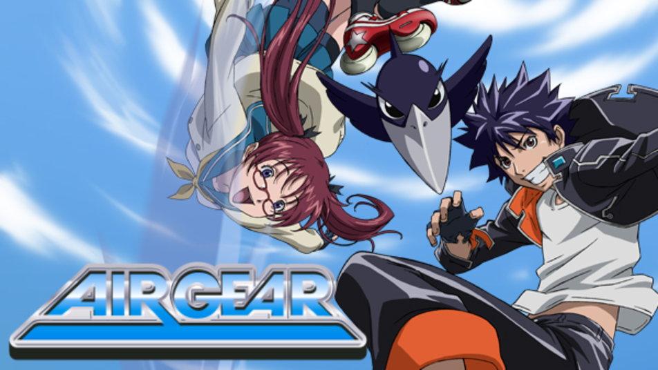 Air Gear Stream