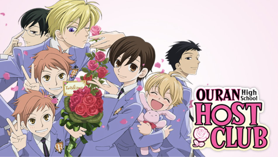 Image result for ouran highschool host club