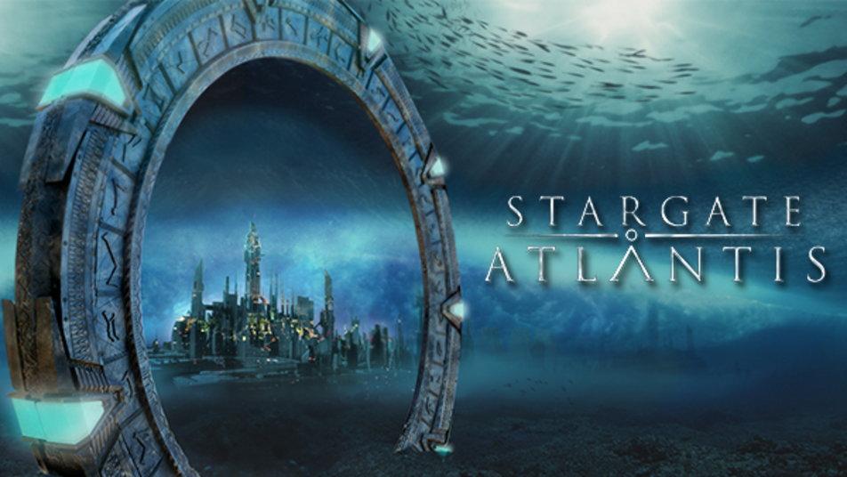 Stargate Atlantis Reisende