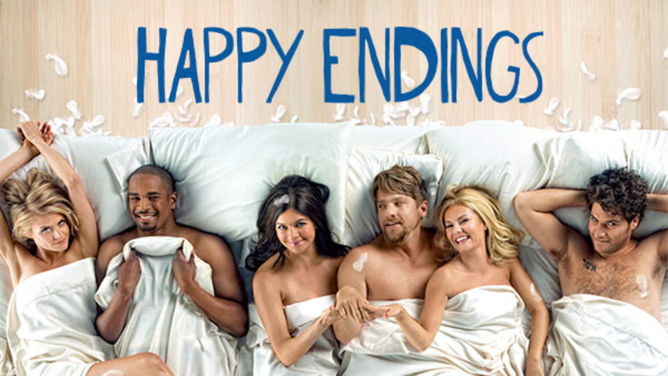 Image result for happy endings tv show