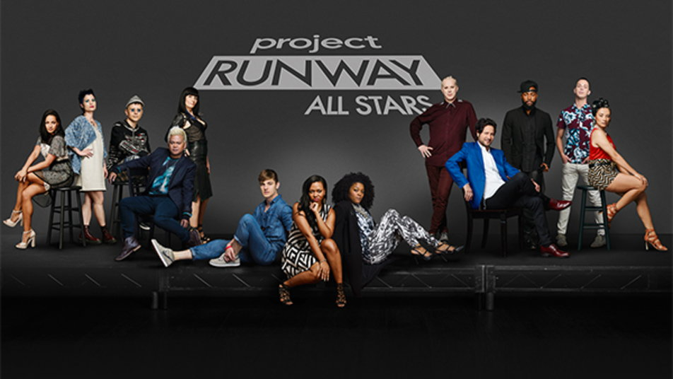Start watching Project Runway