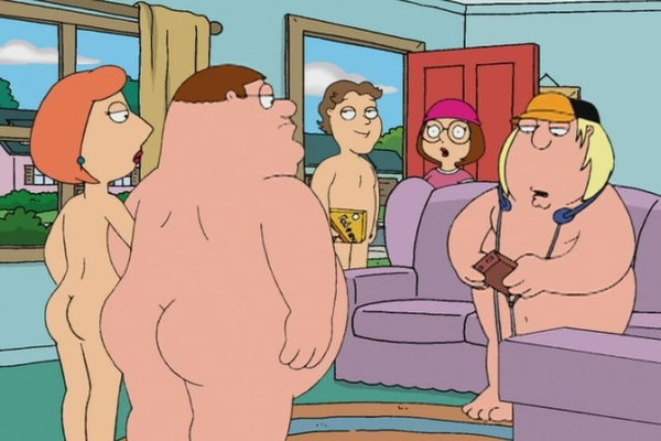 from Dangelo family guy fakes nude