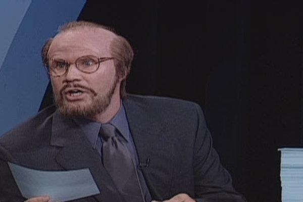 Saturday Night Live: Will Ferrell as James Lipton in ...